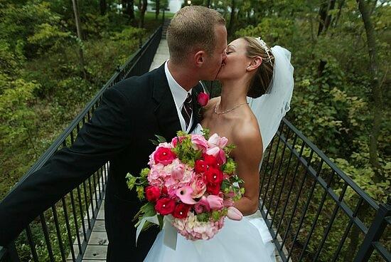 Hawthorne House bridal bouquet